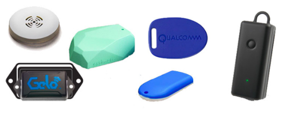Types of Beacon Technology bluetooth