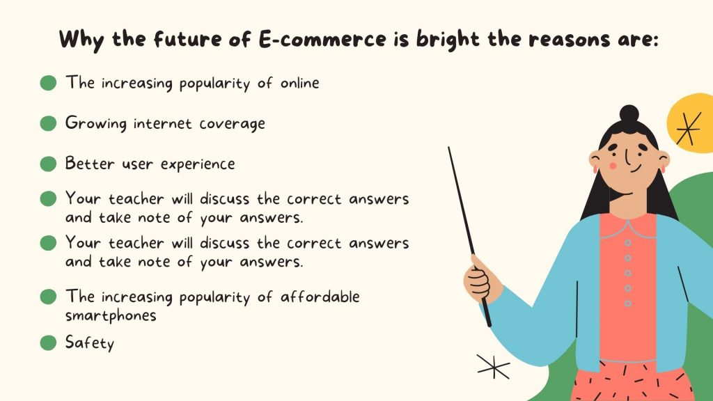 scope of e-commerce