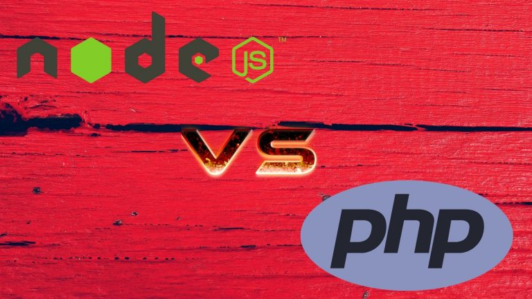 PHP vs NodeJS which is better for startup business