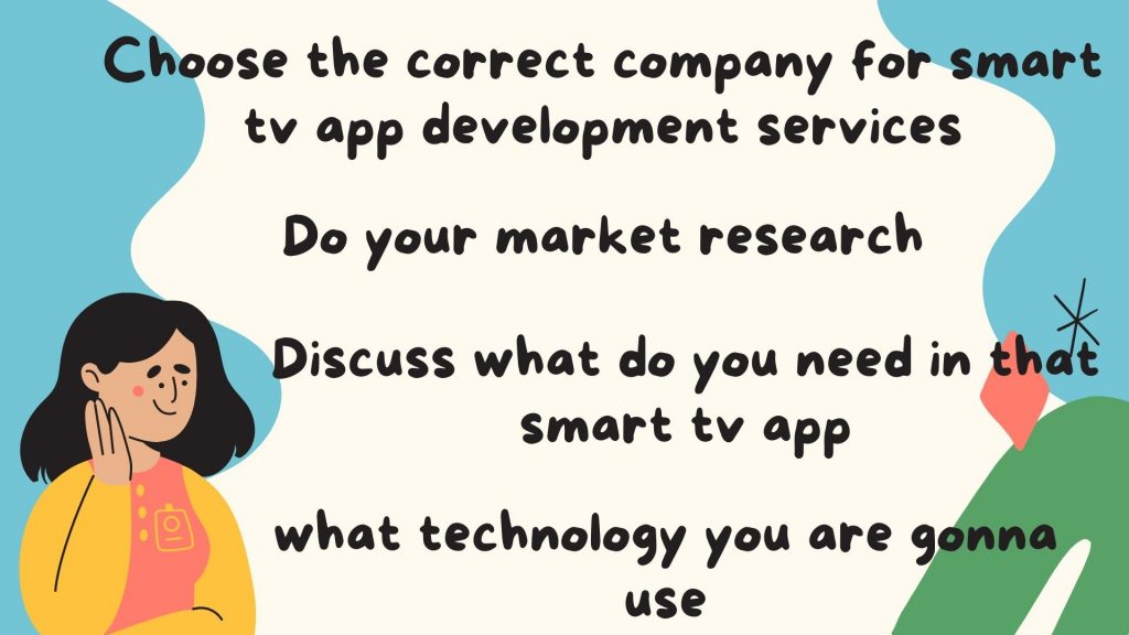 android tv app development services