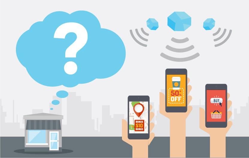 Bluetooth Beacon Technology in marketing domain